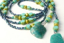 Jewelry - Lariat Necklaces / by Designs By Dawn Rene
