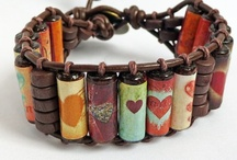 Jewelry - Paper Beads / by Designs By Dawn Rene