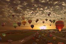 Hot Air Balloons / by Danielle