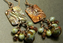 Jewelry - Clay / by Designs By Dawn Rene