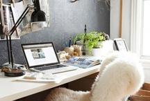 Kantoor aan huis / Thuiswerken Kantoor en Inrichting
