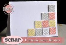 ScRaP Carterie ResTes / Faire du scrap avec des scraps