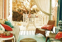 Outdoor Living / by Courtney Willison
