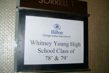 WY High School / The high school I attended and some famous alumni / by HJHunter