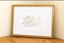 lovely lettering / custom hand-lettering for all of life's special occasions and people.  www.facebook.com/lovelylettering