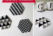 Beads Coasters