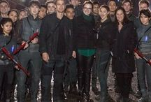 Not for pansycakes!... / Veronica Roth's books 'Divergent', 'Insurgent' and 'Allegiant', including movies. / by Anna Roberts