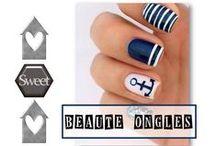 Beauté - Ongles / Juste des idées pour décorer mes ongles