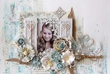 Mixed Media - Layouts / by Designs By Dawn Rene