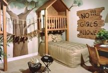 BOYS Room / by Shaleice Parris