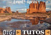 TechniK DiGi Tutos / Tout sur Photoshop et autre pour changer l'allure des photos