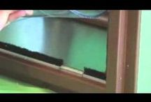 Informative Product Videos / Product videos highlighting pet door features, sizes and styles!
