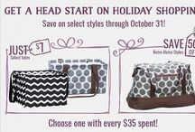 31- Thirty-One www.MyThirtyOne.com/RobinNeil / I love Thirty One products! Let me show you why
