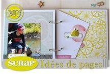 ScRaP Idées Pages MA