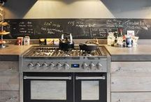 Keuken / Keukens Interieur en Inrichting