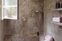 Badkamer / Bathroom inspiration
