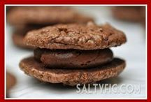 Christmas Cookie Exchange / Holiday Cookies you favorites and the ones you wish you had time to make. Make Santa Swoon!