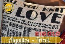 TriCoT RiGoLo / Du tricot mais des trucs incroyables, rigolos... Punto pero divertido, diferente...