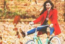Autumn in the air / Quello che amo dell'autunno.