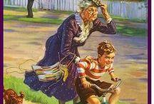 Norman Rockwell / Kunst, schilderijen van Norman Rockwell