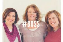 #BOSSLADY / Quickzip was founded by all women and we want to empower women and girls.