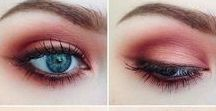 Make-up Looks / make-up ideas for everyday, special evenings or just to try something new.