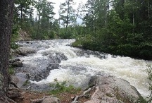 Gunflint Trail Neighborhood / Minnesota's Gunflint Trail offers something for everyone. When staying at Voyageur Canoe Outfitters you can take day trips into the BWCA, fish on Saganaga Lake, stay in a cabin, take hikes, visit the Chik-Wauk Museum and much more.