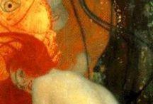 woman / goddess: giver of life