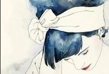 Illustrations / by Trish Keilthy