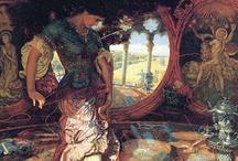 Pre-Raphaelite & Other Similar Art