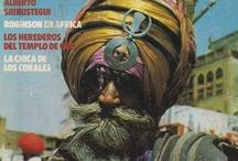 Revistas de geografia y viajes - nº1- s.XX