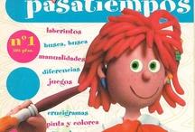 Revistas de pasatiempos - nº1- s.XX