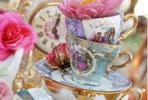 Teatime, Teapots, Teacups, Tea Paraphernalia