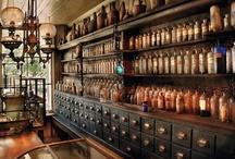 Bottles - Potion, Perfume, Apothecary