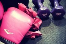 Kickboxing  / by Janice Bstn
