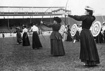 Archery & Women
