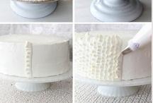 Baking, Decorating Techniques / by Araceli Falcon