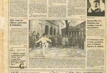 Periódicos nº1 editados Euskadi