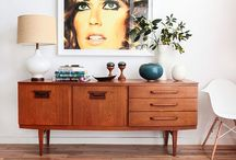 Crazy for Credenza's / by Sarah Cotton