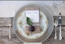 Tablescapes & Backdrops to Love