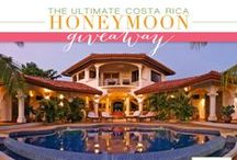 Costa Rica Honeymoon Giveaway! / by Brides of North Texas