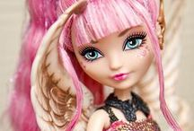 Doll-Ever After High Thronecoming Cupid