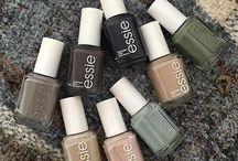 Essie swatches / Nails, swatches, colors, Essie, nail polish, nail