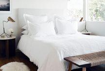 Bedroom inspiration / Decor, decorating, bedroom, design, ideas