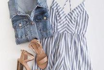 Summer Fashion / Summer, fashion, ootd