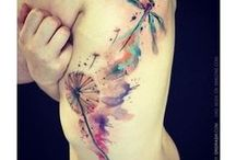tattoo&Piercings / by Heather Frattone