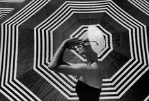 B + W / by Melissa Magid