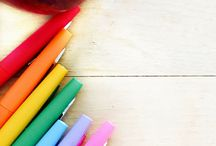 First Day / The first days of school can be stressful for students and teachers alike. Here are a collection of ideas and activities that will help to ensure a smooth and successful first day of school.
