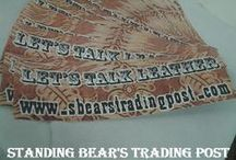 Standing Bears Trading Post / Standing Bear's Trading Post  7624 Tampa Avenue Reseda, CA. 91335  Leathercraft Supplies  818-342-9120  http://www.sbearstradingpost.com Support Small Business... When you Shop small you make a BIG Difference!