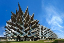 Architecture Elements & Design / by Melissa Magid